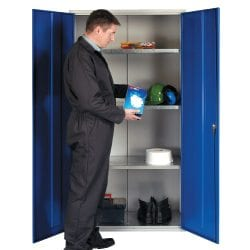 PPE Storage Cabinets