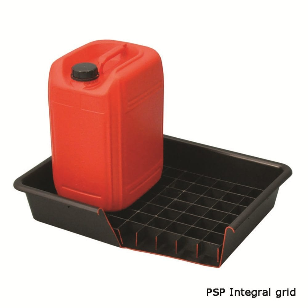 Bunded Container Trays Storage Systems and Equipment