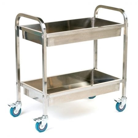 Stainless Steel Shelf Trays