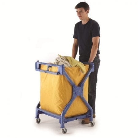 Janitorial & Laundry Trolleys