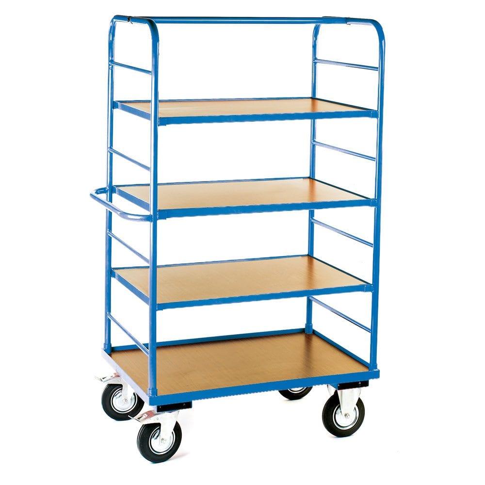 Heavy Duty Shelf Trucks | Storage Systems Ltd.