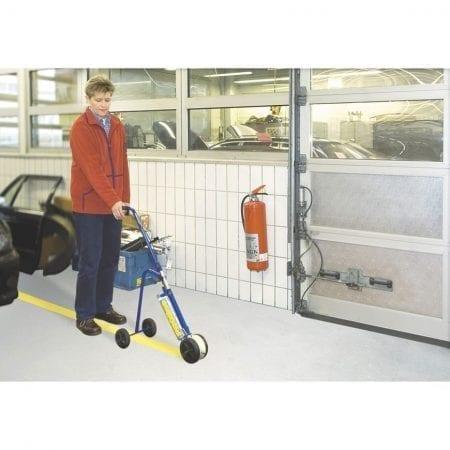 Floor Labelling | Floor Marking | Floor Lines | Storage Systems