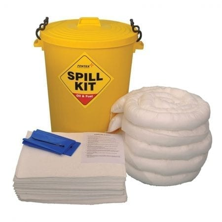Spill Control & Clean Up