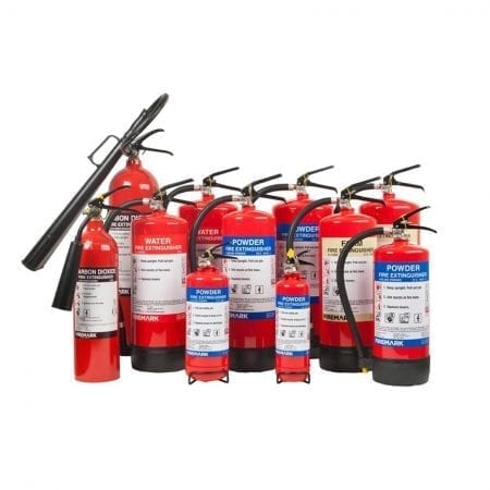 Fire Extinguishers & Stands