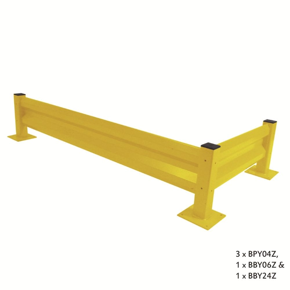 Heavy duty barrier system storage systems and equipment