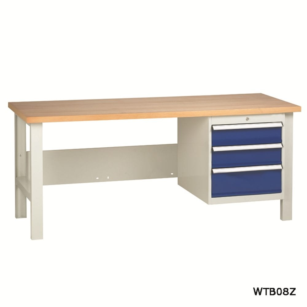 Heavy duty workbenches low cost storage systems ltd