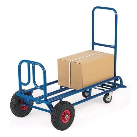 Two & Three Way Cargo Trucks