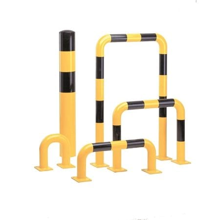 Bollards & Safety Barriers