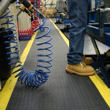 PVC Deckplate Matting