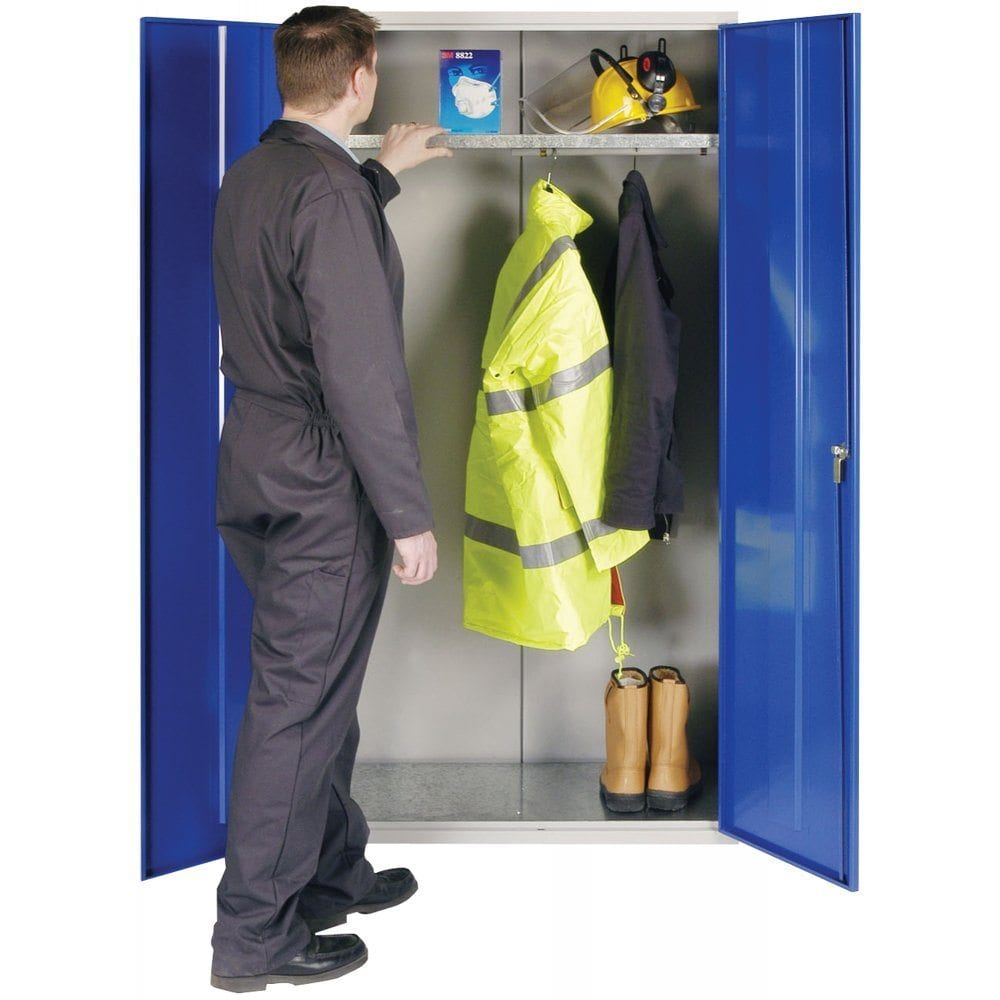 Wardrobe Ppe Cabinet Storage Systems And Equipment