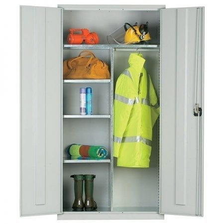 Clothing & Equipment Cupboards