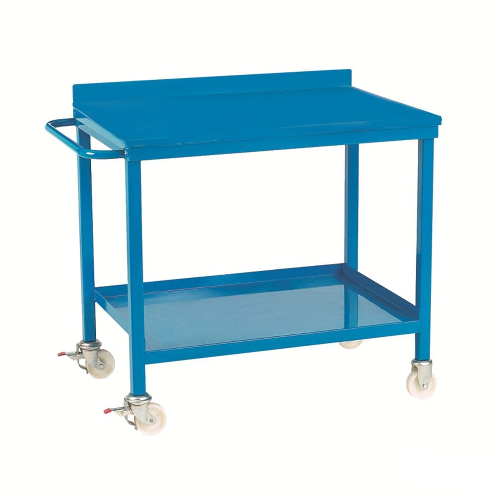Mobile Workbench Steel Top Storage Systems And Equipment