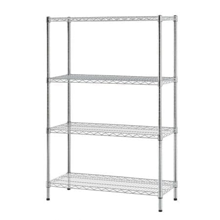 Stainless Steel Shelving