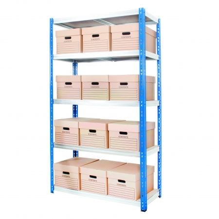 Kwik Rack Shelving