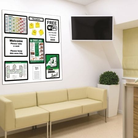Document Display Boards
