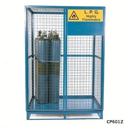 Cylinder Cages