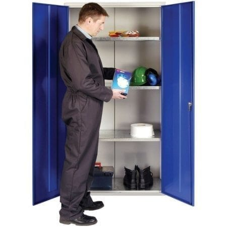 PPE Stock Storage Cabinets
